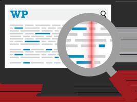 WordPress forensics investigation