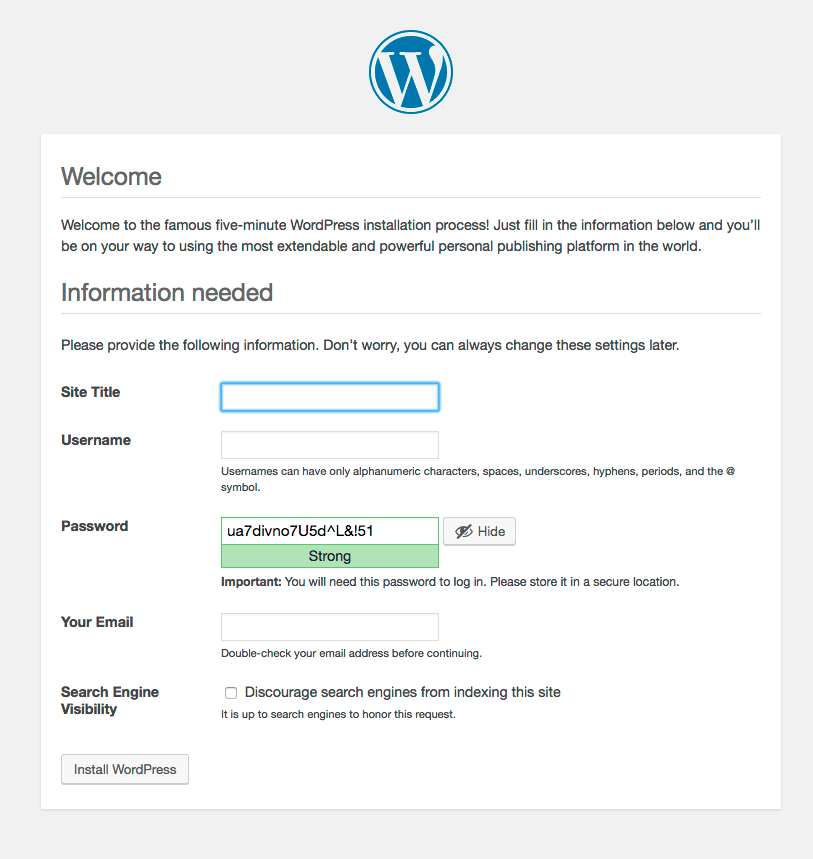 The WPSetup Attack: New Campaign Targets Fresh WordPress