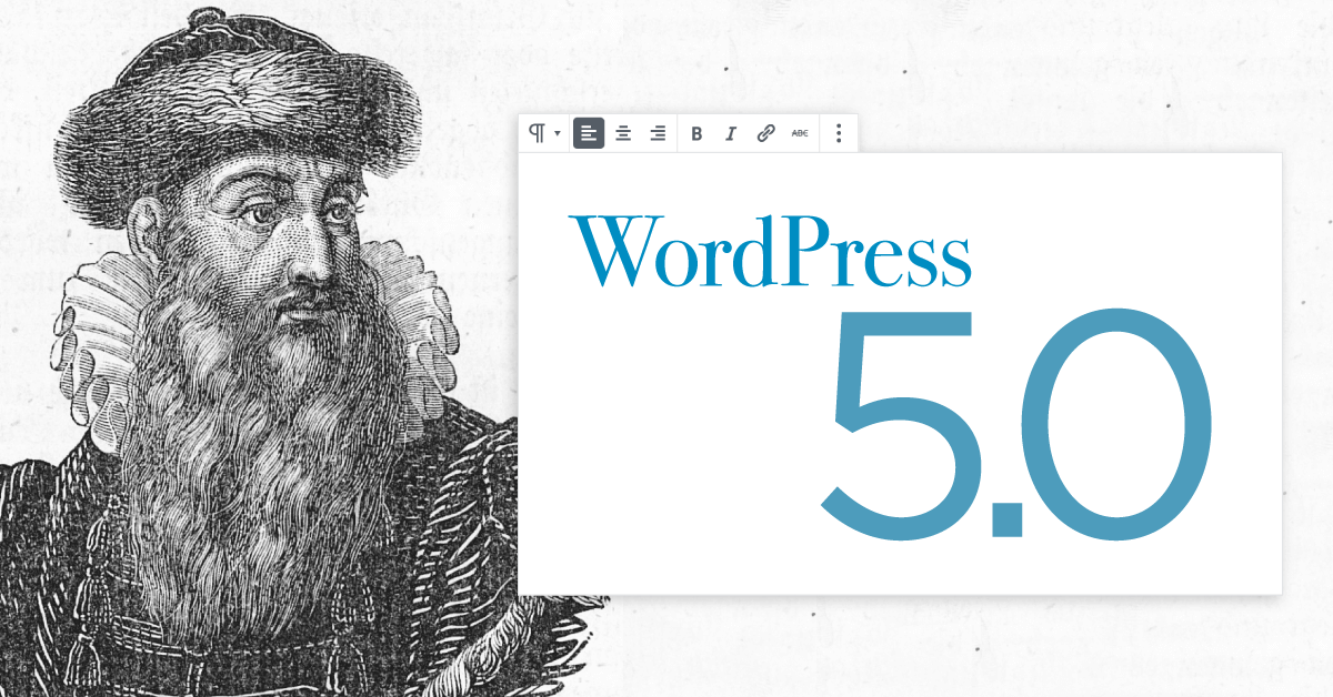 WordPress 5.0: How and When to Update