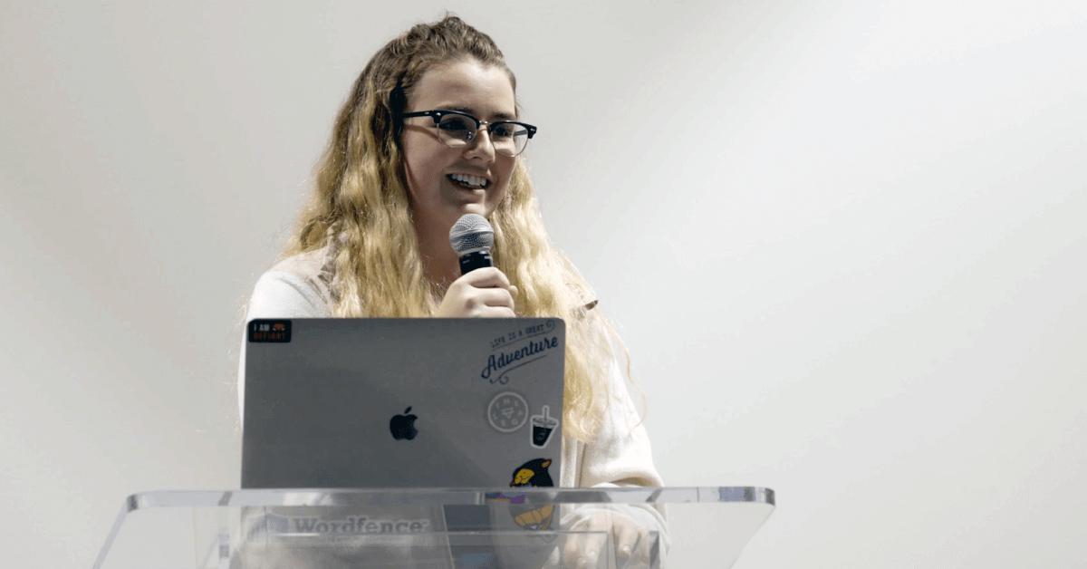 Chloe Chamberland Remote Work WordCamp Phoenix