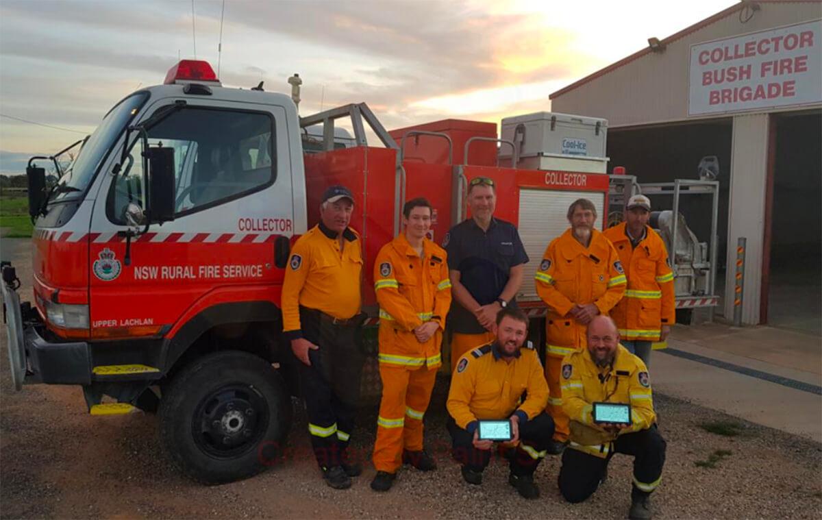 Collector Rural Fire Brigade