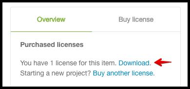 Download link for fancy product designer
